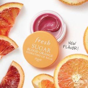 💜NEW💜BNIB fresh Blood Orange Hydrating Lip Balm!